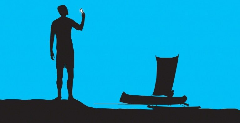 Of smart phones and fisheries