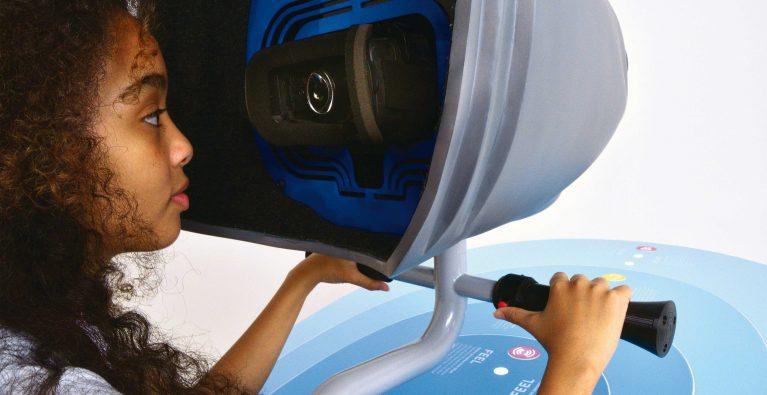 Shark senses via Virtual Reality