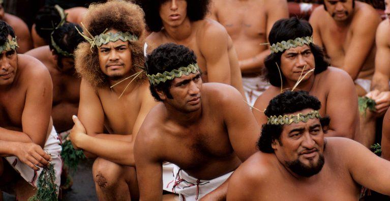 Marine protection Māori style